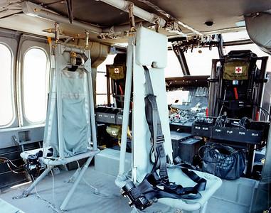 UH-60 INTERIOR