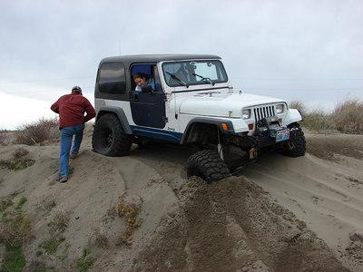 Juniper Dunes 3-10-07