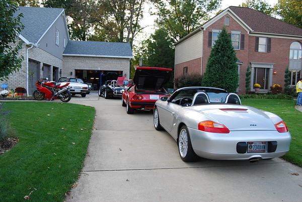 John's Garage Majal Get-together - 10 October 2009