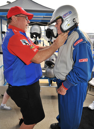 Charlie Moore Celebrates Birthday; Hits 166 MPH at KY Speedway!