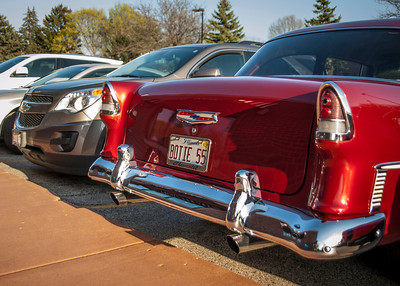 Kabob's Car Show - West Dundee May 4, 2018