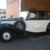 1950 Silver Wraith Rolls Royce