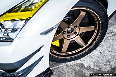 Kenny Tran's GTR