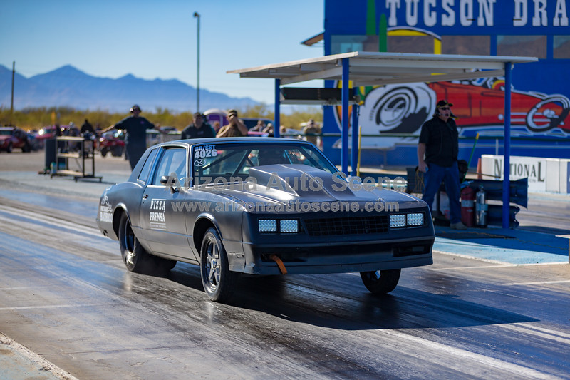 2nd annual Hangover Nationals from Tucson Dragway