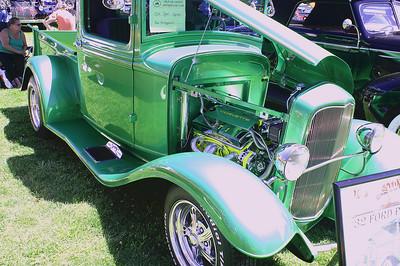 Kimberton Car Show John