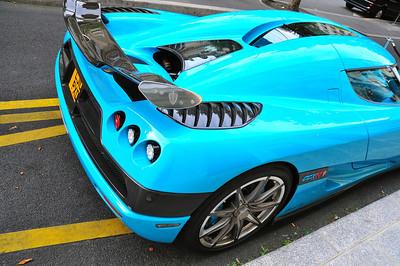 Koenigsegg CCX-R Special One
