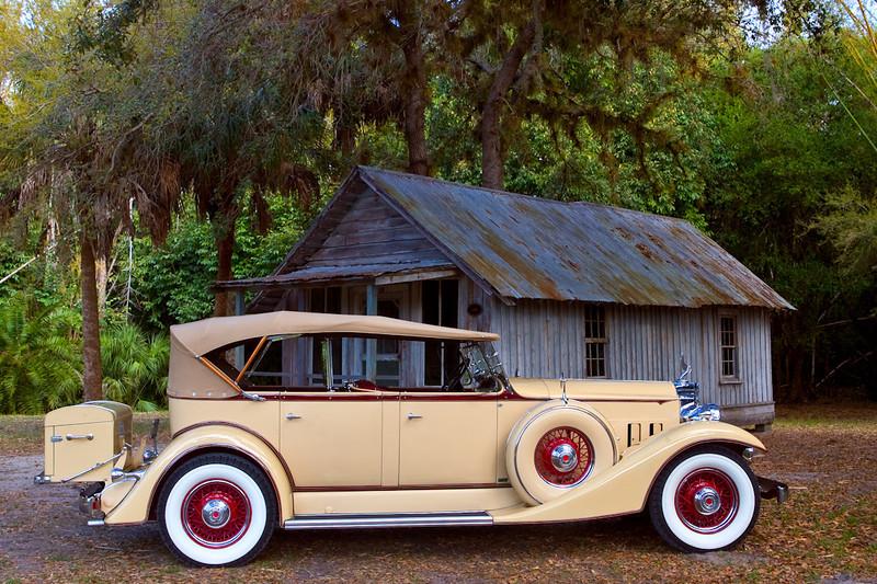 1933 Packard Phaeton