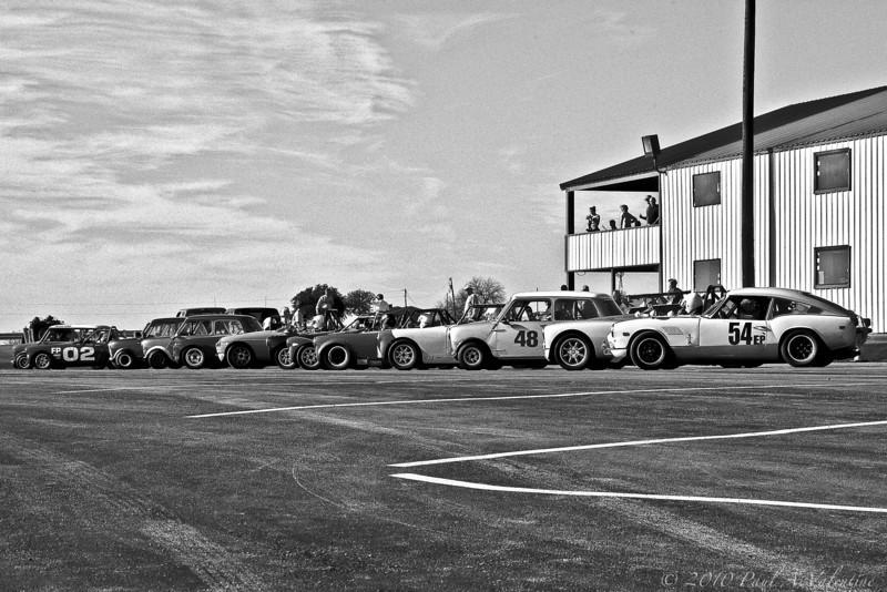 CVRA Vintage Car Racing 12-02-07