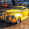 Pre '63 Car Show at Trinity Park 12-01-18