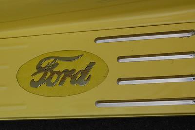 Ford running boards