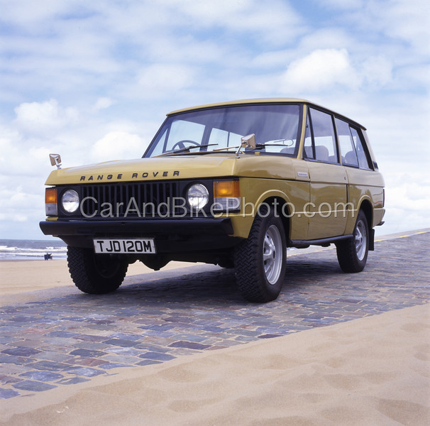Range Rover Classic, Series 1