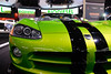 Dodge Viper: cool green car! If only on the outside...