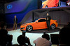 Wannabe-race car: Hyundai Genesis.