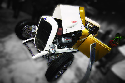 "SO-CAL Speed Shop: ""COYOTE ROADSTER"" Unveiled At SEMA 2012"