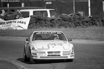 7TH RICK HURST RACING 7SS PORSCHE 944 TURBO BON STRANGE/JOHN O'STEEN/ JOHN MORTON