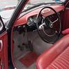 Lancia Appia interior