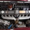 Alfa 8C motor with blower