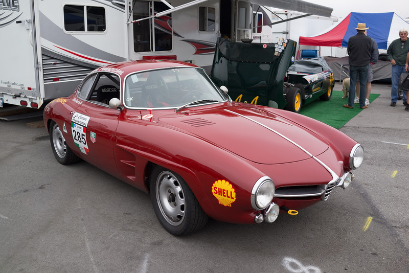 Alfa Sprint Speciale
