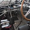interior of Maserati birdcage… lots of little tubes!
