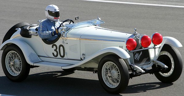 Laguna Seca Historic Car Races