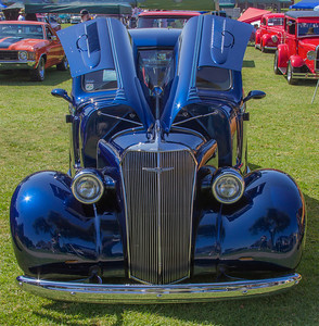 Chevy 1937 Coupe