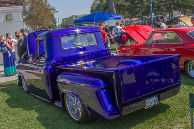 Chevy 1957 Pickup Truck