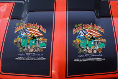 Lakewood Summer Stampede Car Show 2013