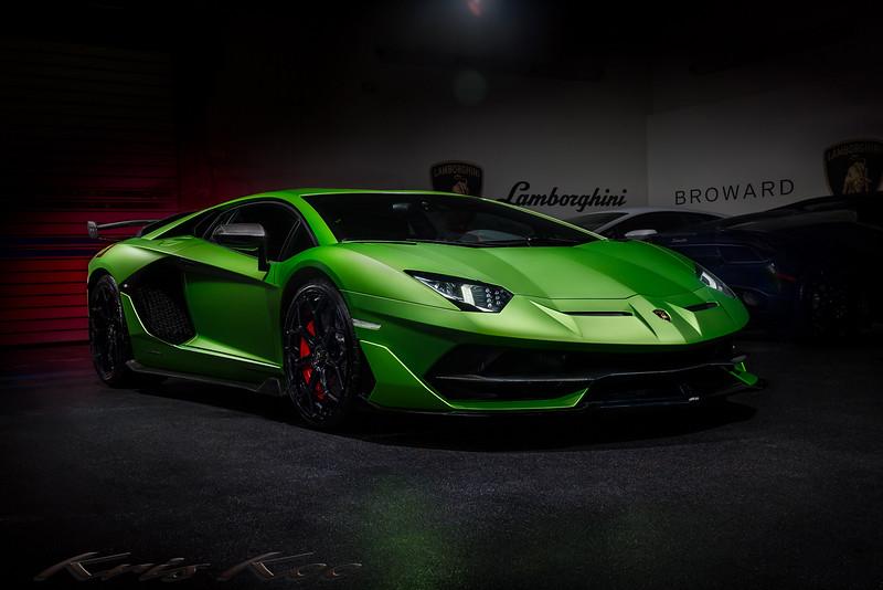 Lamborghini SVJ - 3