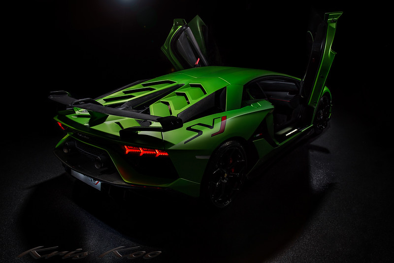 Lamborghini SVJ - 10
