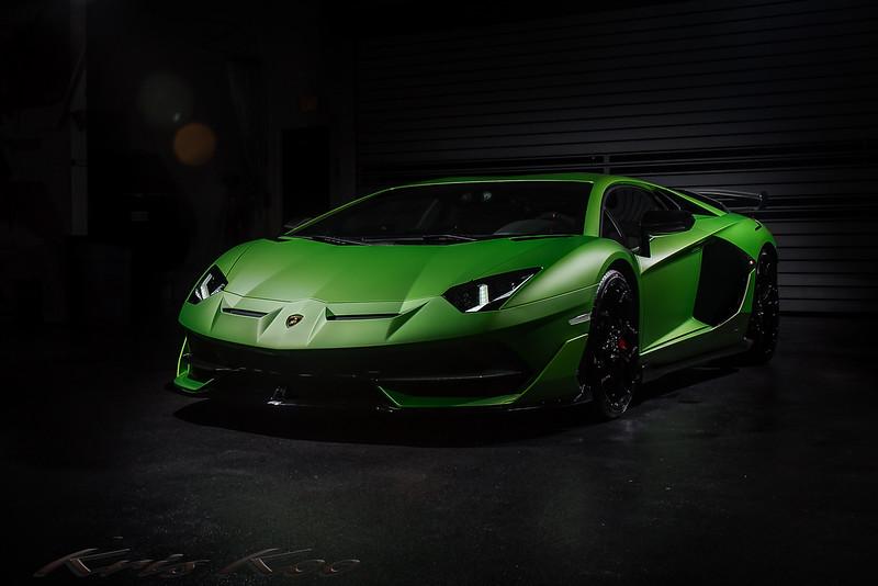 Lamborghini SVJ - 11