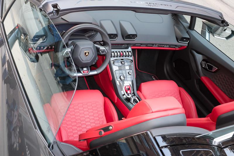 Lamborghin Huracan LP610-4 Spyder