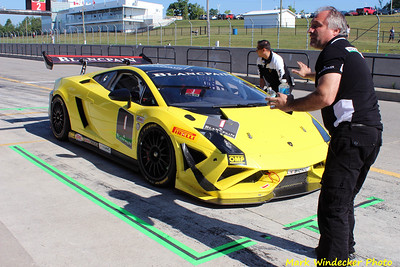 Jota Corse Lamborghini of Dallas