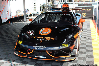 Change Racing Lamborghini of Carolinas