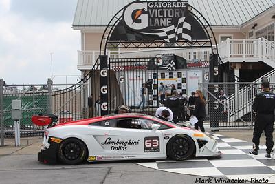 2014 Watkins Glen Lamborghini
