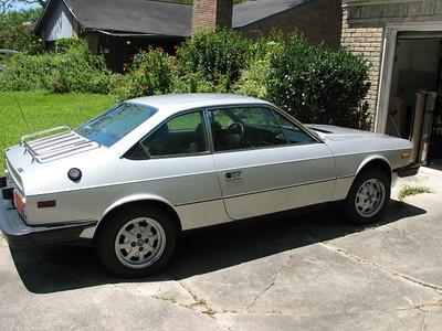 1981 Lancia Beta Coupe