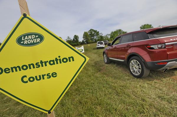 Land Rover Allison Springer