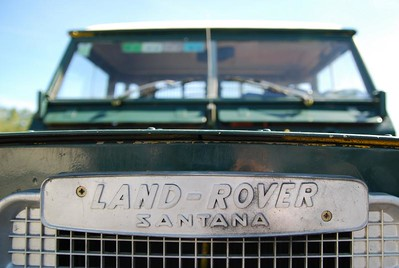 Land Rover Iberian Meeting