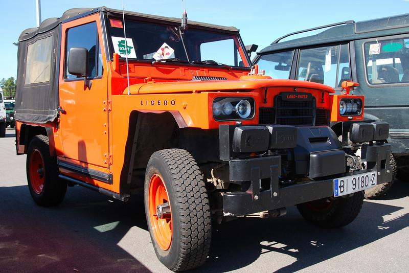 Land Rover Ibérico 2008 0113