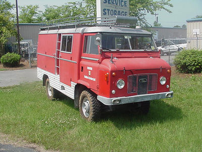 1964 Series IIA 109'' Forward Control