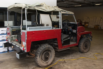 1974 Land Rover SIII Lightweight