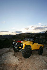 in Moab