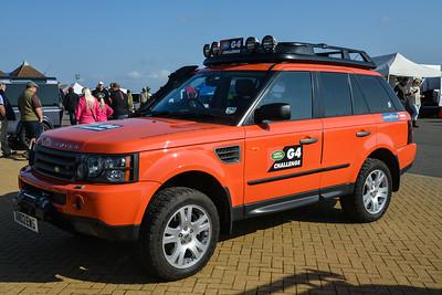 G4 Challenge Range Rover