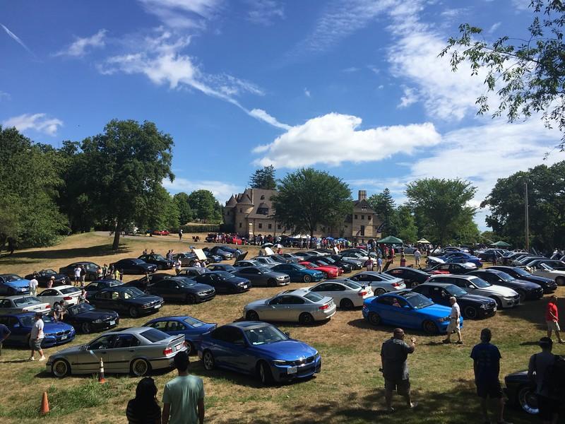 Boston BMW Concours