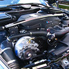 E39 M5 Dinan supercharger