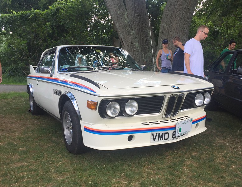 2017 Boston BMW CCA Concours