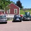 Aston Martins - DB5, DB2, DB4