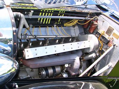 Bugatti T57 Ventoux sedan