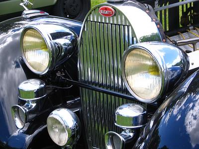 Bugatti T57 Ventoux coupe