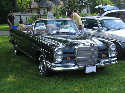 Mercedes-Benz 3.5 Cabriolet