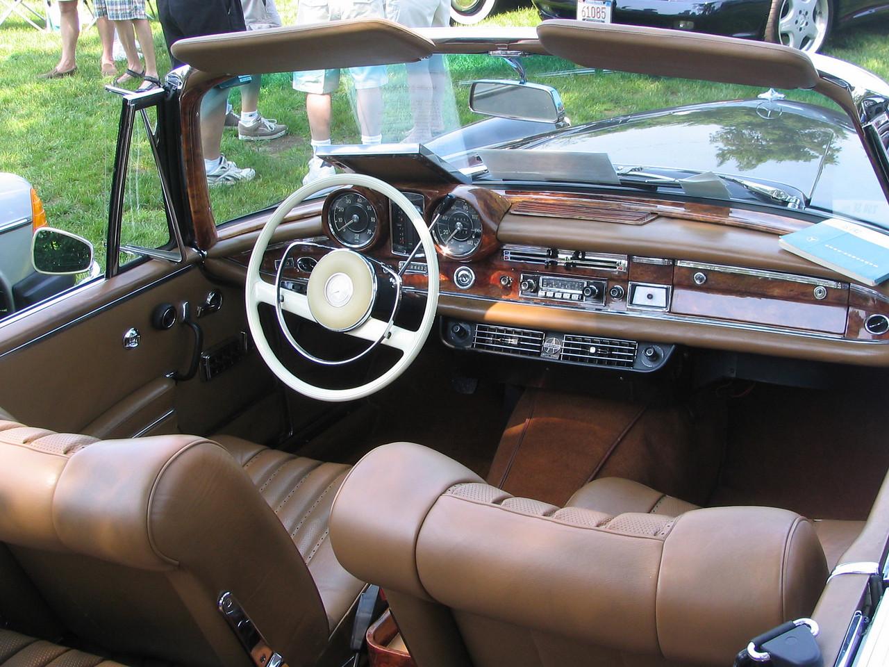 Mercedes-Benz 3.5 Carbriolet